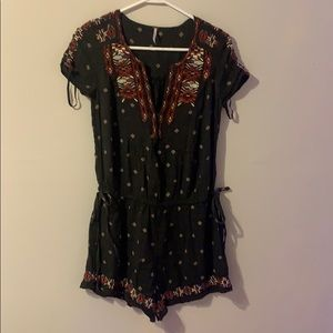 Cute romper from free people!!